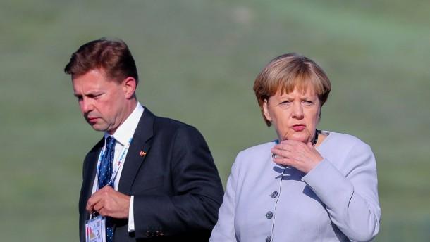 Bundesregierung: Todesstrafe wäre das Ende für EU-Beitrittsgespräche
