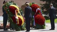 Merkel nennt Annexion der Krim verbrecherisch