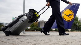 UFO und Lufthansa einigen sich