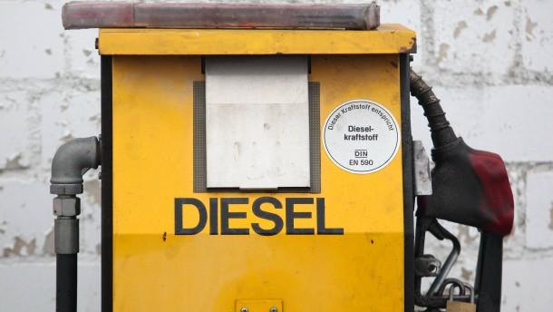 Autobauer verweigern Garantie für umgerüstete Diesel
