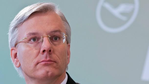 Lufthansa-Vorstand wird Roche-Präsident
