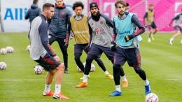 Bayern will Siegesserie fortsetzen