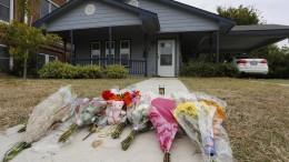 Polizist erschießt schwarze Frau durch Fenster ihres Hauses