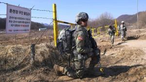 Amerika will Militärmanöver mit Südkorea fortsetzen