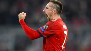 Bayern erreichen Champions-League-Achtelfinale
