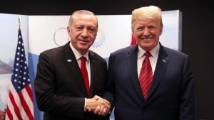 Erdogan lädt Trump in die Türkei ein