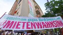 Berliner Senat beschließt umstrittenen Mietendeckel