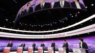Montebourg gewinnt TV-Debatte der Sozialisten