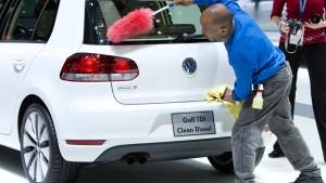 VW ruft in Deutschland fast 2,5 Millionen Autos zurück