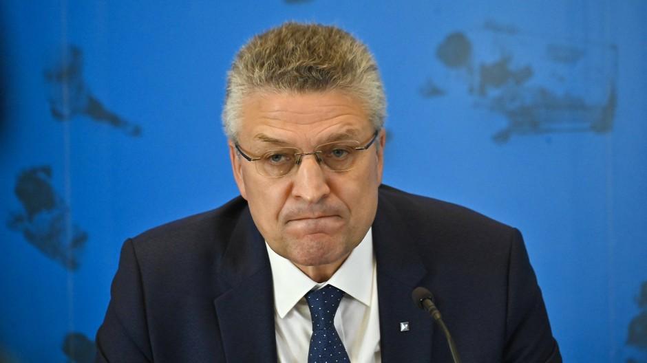 Lothar Wieler, der Leiter des deutschen Robert-Koch-Instituts