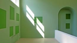 Grüne Schatten brauner Geschichte