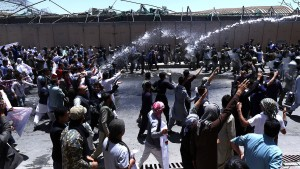Straßenproteste nach schwerem Anschlag in Kabul