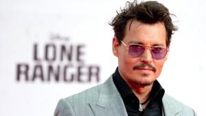Johnny Depp für Goldene Himbeere nominiert