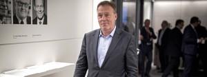 Thomas Oppermann vor der SPD-Fraktionssitzung am Montag