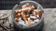 Kampf gegen das Rauchen
