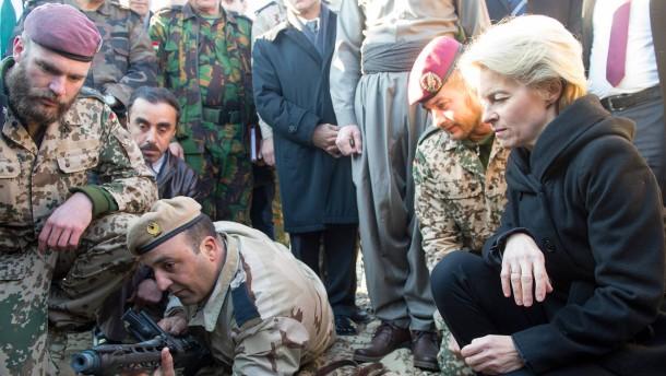 Abadi fordert mehr Unterstützung im Kampf gegen IS