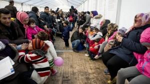 Kosten für Flüchtlinge tragbar