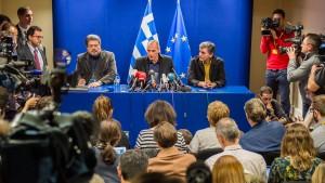 """Das Wort vom """"Grexit"""" geht wieder um"""
