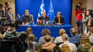 Das Wort vom Grexit geht wieder um