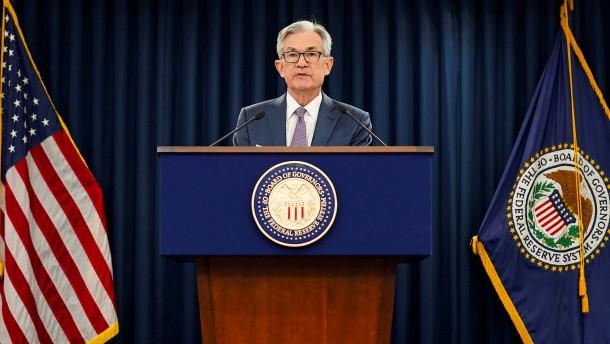Fed warnt vor beispiellosem Konjunktureinbruch