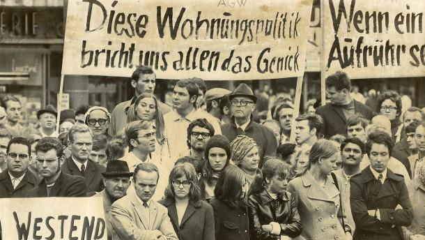 So wehren sich Frankfurter gegen Immobilienspekulanten