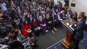 Trumps Stabschef provoziert abermals die Medien
