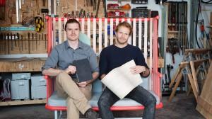 Peter Kraft und Julian Reuter