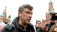 Russischer Oppositionspolitiker Boris Nemzow erschossen