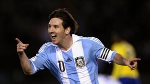 Messi brilliert endlich auch zu Hause