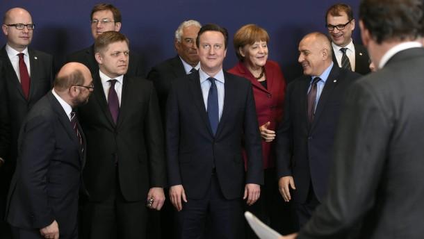Die EU ringt erst mit sich, dann mit der Türkei