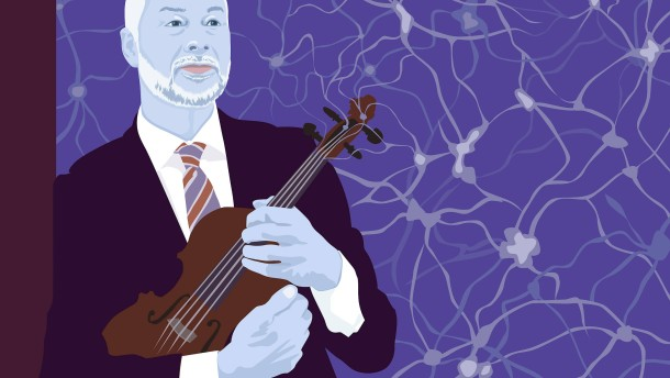 """""""Musik verändert die Chemie des Hirns"""""""