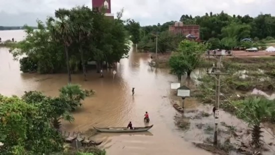Tote nach Überflutungen
