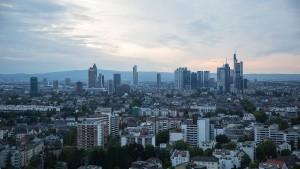 Die Rolle Frankfurts wächst