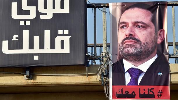 Hariri will in nächsten zwei Tagen in Libanon zurückkehren