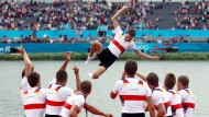 Mehr Medaillen, mehr Olympiasiege: Über den Weg dorthin sind sich Sport und Politik ganz und gar nicht einig.