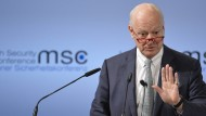 De Mistura: Amerika sollte in Syrien nicht nur auf Militär setzen