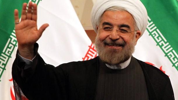 Rohani will mehr Einfluss auf Atomverhandlungen