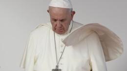 """Papst: Kampf gegen Missbrauch """"dringende Herausforderung"""""""