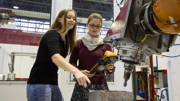 Vom Lego-Kind zur Maschinenbauerin
