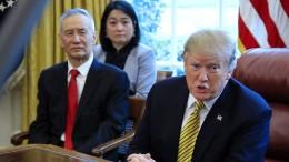 """Trump: """"Es ist ein sehr umfassendes Abkommen."""""""