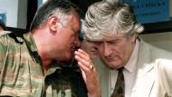 Der brutale General von Srebrenica