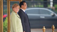 Merkel: Amerikanische Spionage würde Partnerschaft widersprechen