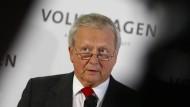 Mächtig, mächtiger, Wolfgang Porsche
