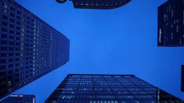 Eigenkapital verhindert Finanzkrisen nicht