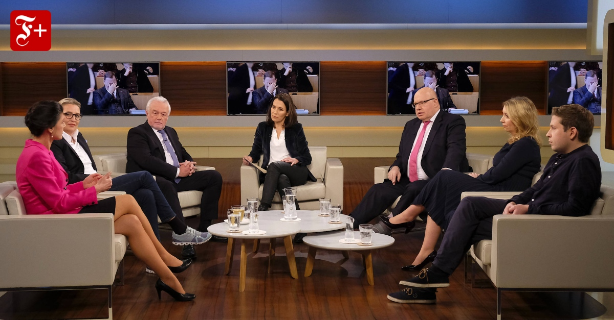 AfD in Talkshows: Krokodil oder Großmutter?