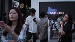 Gewinne von Samsung Electronics steigen um 23 Prozent