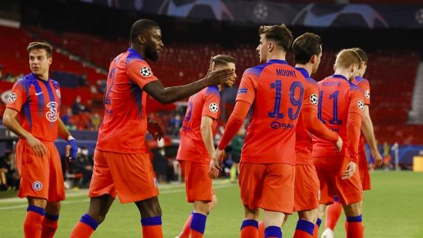 Chelsea zurück in der Erfolgsspur