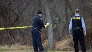 Mutmaßlicher Täter tot im Wald aufgefunden
