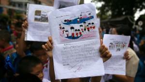 Thailändische Ärzte zufrieden mit Gesundheit der geretteten Jungen