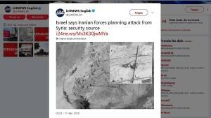Israel stellt sich offenbar auf iranischen Angriff ein